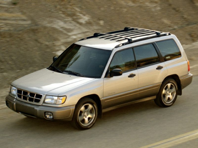 2000 subaru forester reviews specs and prices. Black Bedroom Furniture Sets. Home Design Ideas