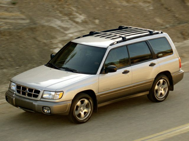 2000 Subaru Forester Reviews Specs And Prices Cars Com