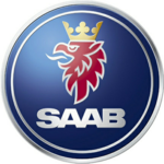 Logo for Saab