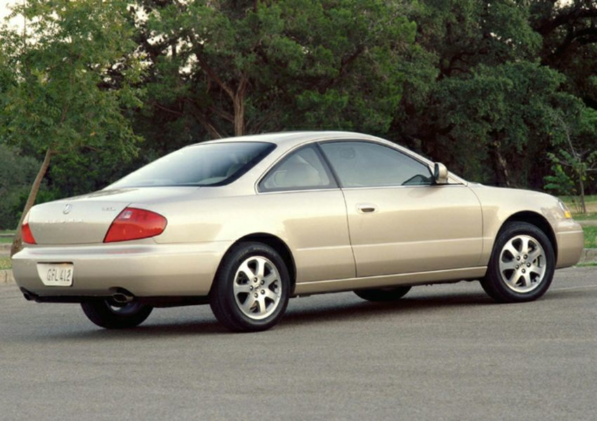 2001 acura cl reviews specs and prices. Black Bedroom Furniture Sets. Home Design Ideas
