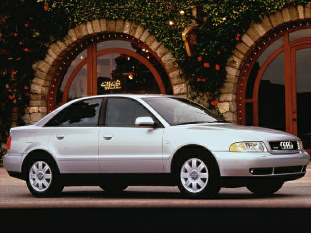 2001 Audi A4 1.8T Sedan for sale in Douglasville for $4,985 with 132,064 miles.