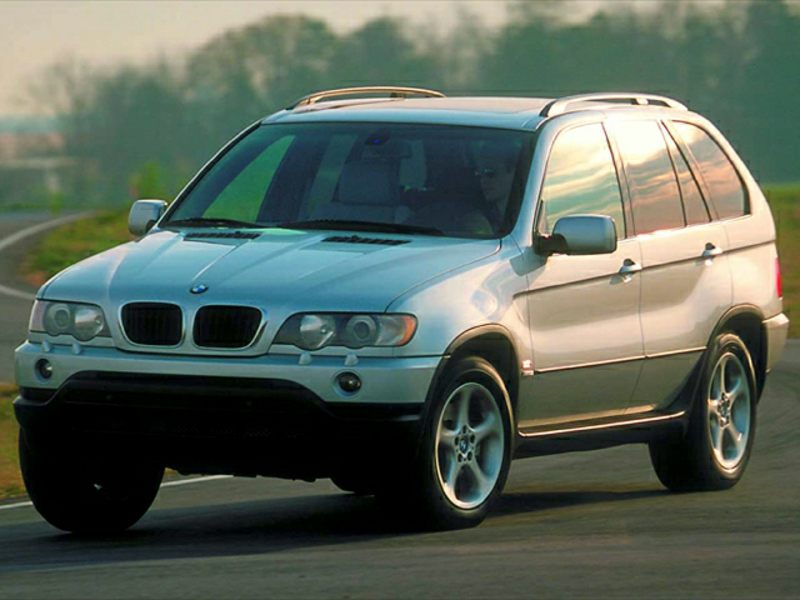 2001 Bmw X5 Reviews Specs And Prices Cars Com