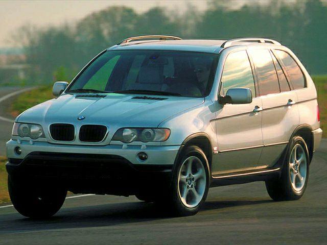 2001 Bmw X5 Reviews Specs And Prices Cars Com