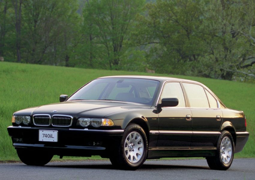 2001 bmw 740 reviews specs and prices. Black Bedroom Furniture Sets. Home Design Ideas