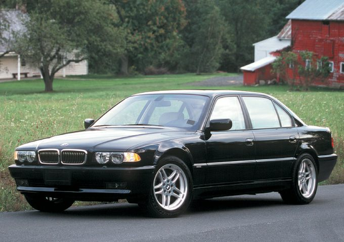 2001 Bmw 740 Reviews Specs And Prices Cars Com
