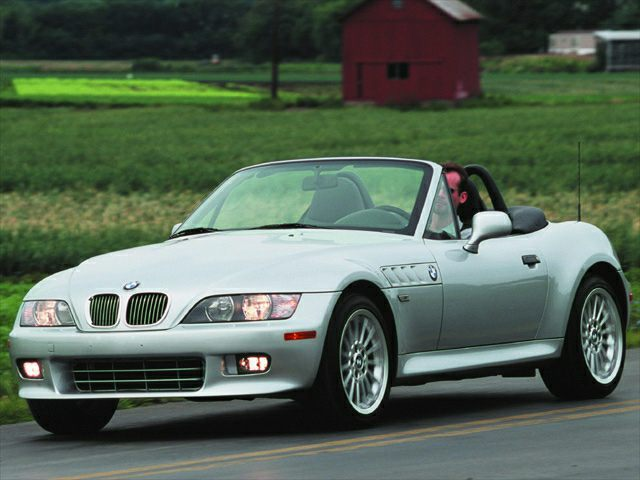 2001 Bmw Z3 Reviews Specs And Prices Cars Com