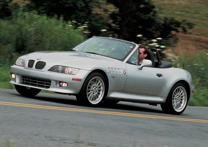 2001 Bmw Z3 Reviews Specs And Prices Cars Com