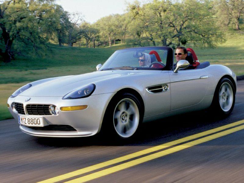 2001 Bmw Z8 Specs Pictures Trims Colors Cars Com