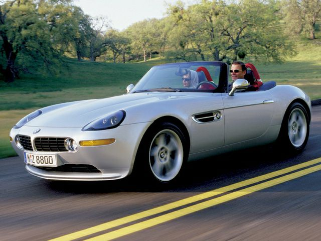 2001 Bmw Z8 Specs Pictures Trims Colors Cars Com