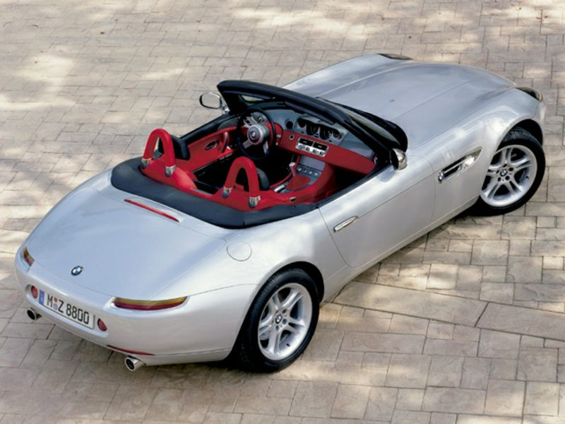 2001 Bmw Z8 Reviews Specs And Prices Cars Com