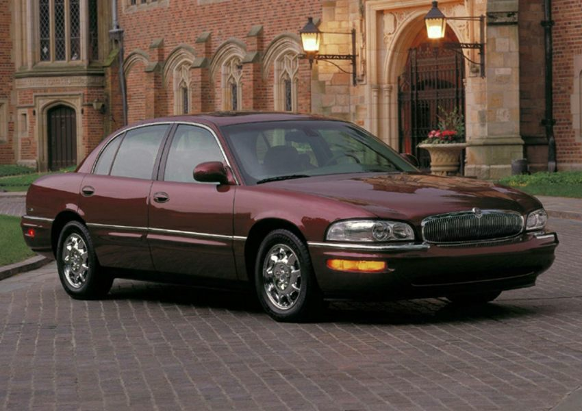 2001 buick park avenue reviews specs and prices. Black Bedroom Furniture Sets. Home Design Ideas