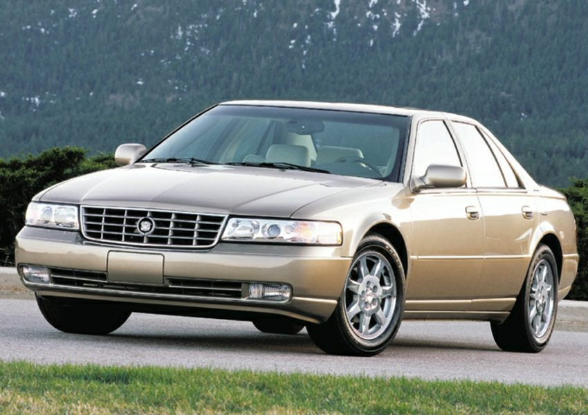 2001 cadillac seville reviews specs and prices. Black Bedroom Furniture Sets. Home Design Ideas