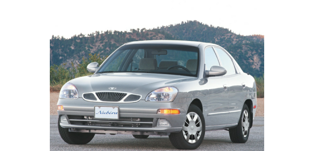 2002 Daewoo Nubira