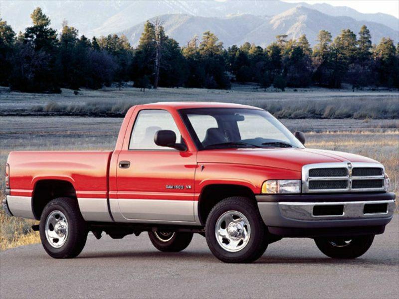 2001 Dodge Ram 1500 Reviews Specs And Prices Cars Com
