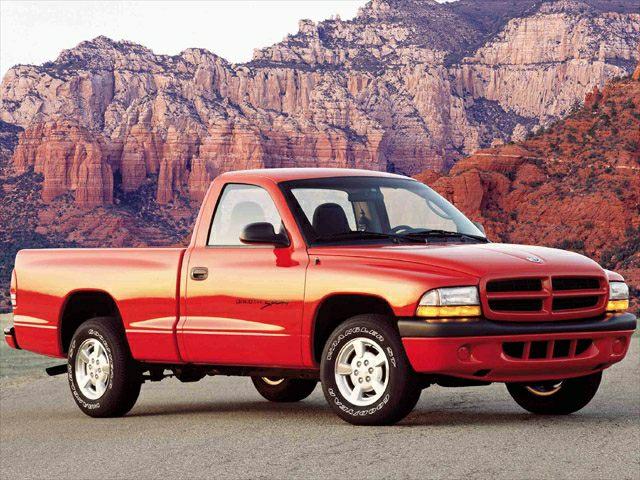 2002 Dodge Dakota Reviews Specs And Prices Cars Com