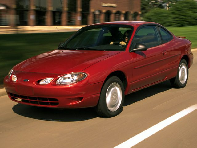 Escort Share Price >> 2001 Ford Escort Reviews, Specs and Prices   Cars.com