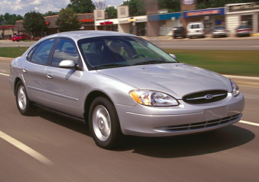2001 ford taurus reviews specs and prices. Black Bedroom Furniture Sets. Home Design Ideas