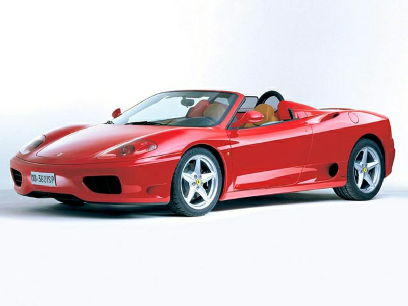 2002 ferrari 360 modena specs pictures trims colors. Black Bedroom Furniture Sets. Home Design Ideas