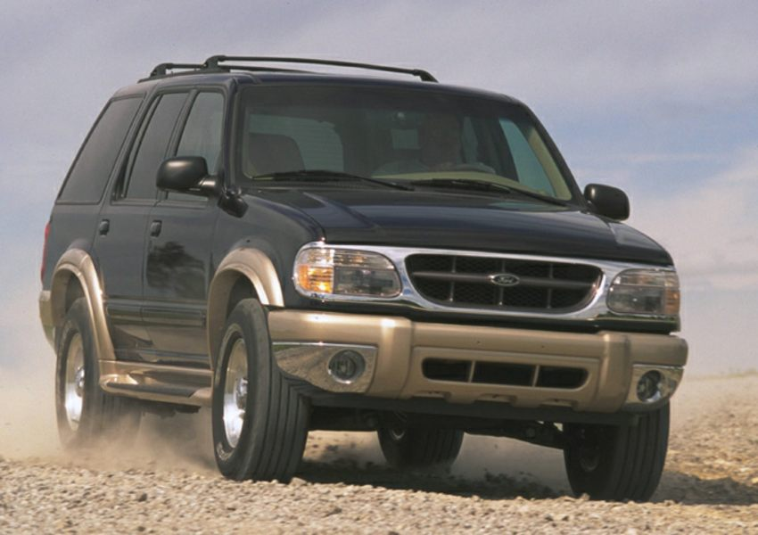 2001 ford explorer reviews specs and prices. Black Bedroom Furniture Sets. Home Design Ideas