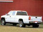 2002 GMC Sierra 3500