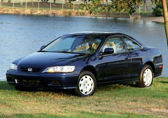 Honda Accord Trims >> 2002 Honda Accord Reviews, Specs and Prices | Cars.com