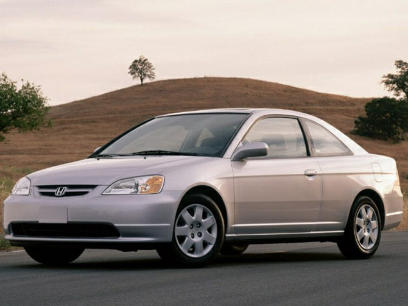 2001 honda civic reviews specs and prices for Honda civic for sale in chicago