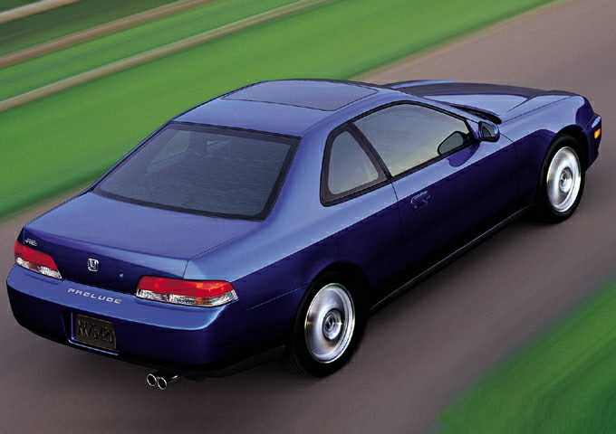 2001 Honda Prelude Reviews Specs And Prices Cars Com