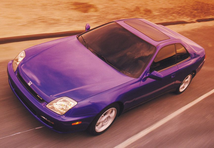 2001 honda prelude reviews specs and prices. Black Bedroom Furniture Sets. Home Design Ideas