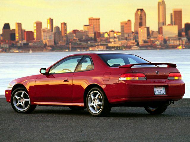 2001 Honda Prelude Reviews Specs And Prices Cars Com