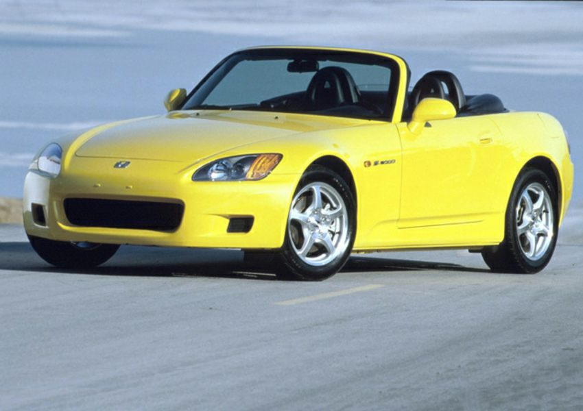 2001 Honda S2000 Reviews Specs And Prices