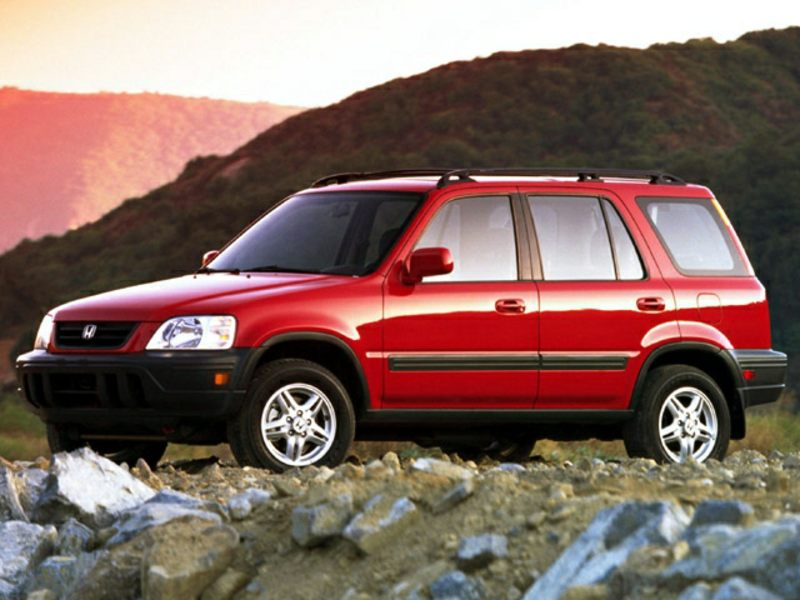 2001 Honda CR-V Reviews, Specs and Prices | Cars.com