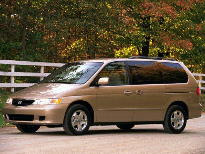 2001 Honda Odyssey Reviews Specs And Prices Cars Com