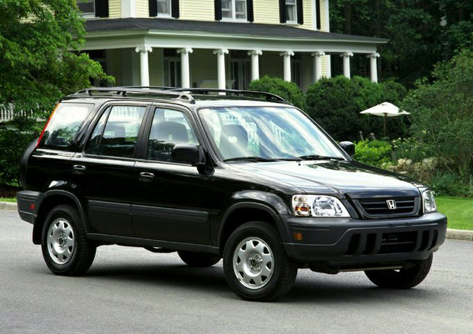 2001 Honda Cr V Reviews Specs And Prices Cars Com