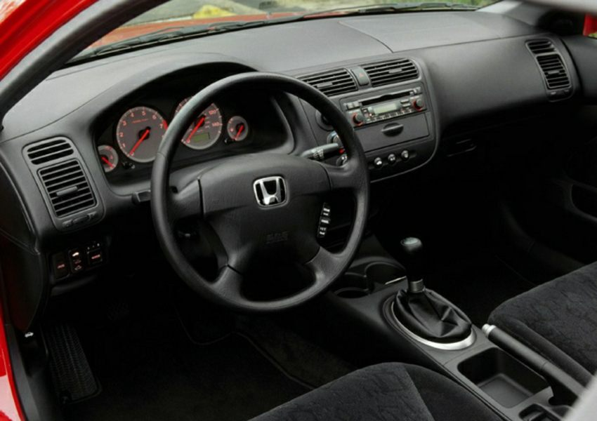 2001 honda civic manual mpg