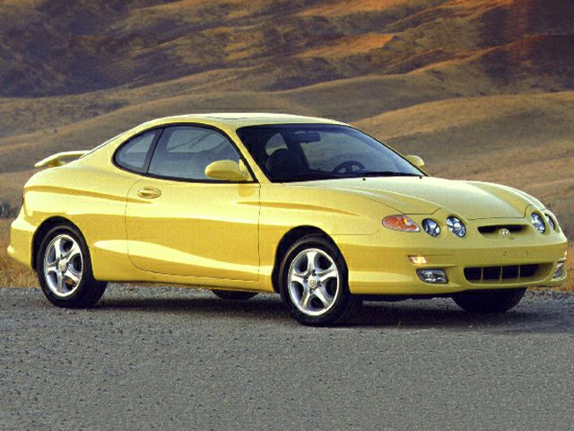 Car Seat Recall >> 2001 Hyundai Tiburon Reviews, Specs and Prices | Cars.com