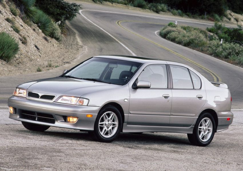 2001 INFINITI G20 Reviews, Specs and Prices | Cars.com