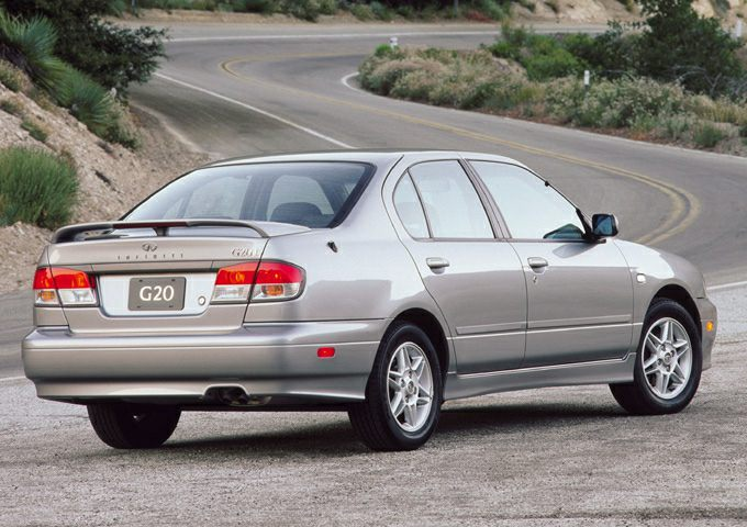 2001 Infiniti G20 Reviews Specs And Prices Cars Com