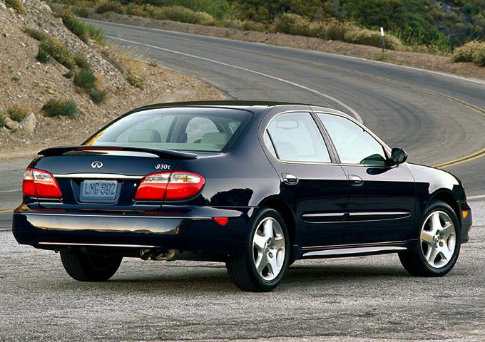 2001 Infiniti I30 Reviews Specs And Prices Cars Com