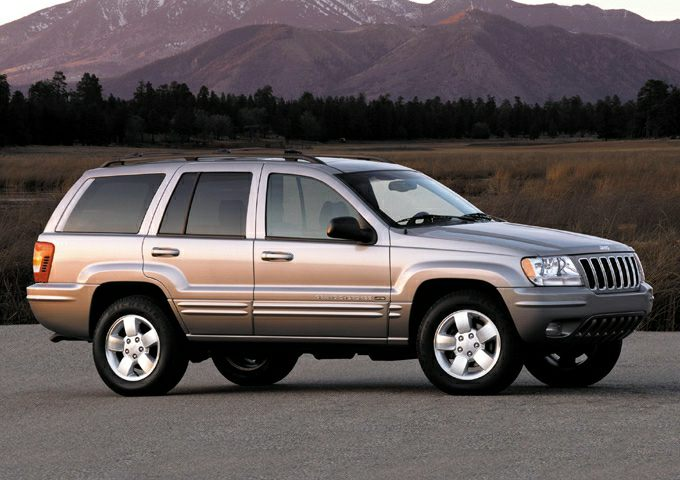2001 Jeep Grand Cherokee Reviews Specs And Prices Cars Com