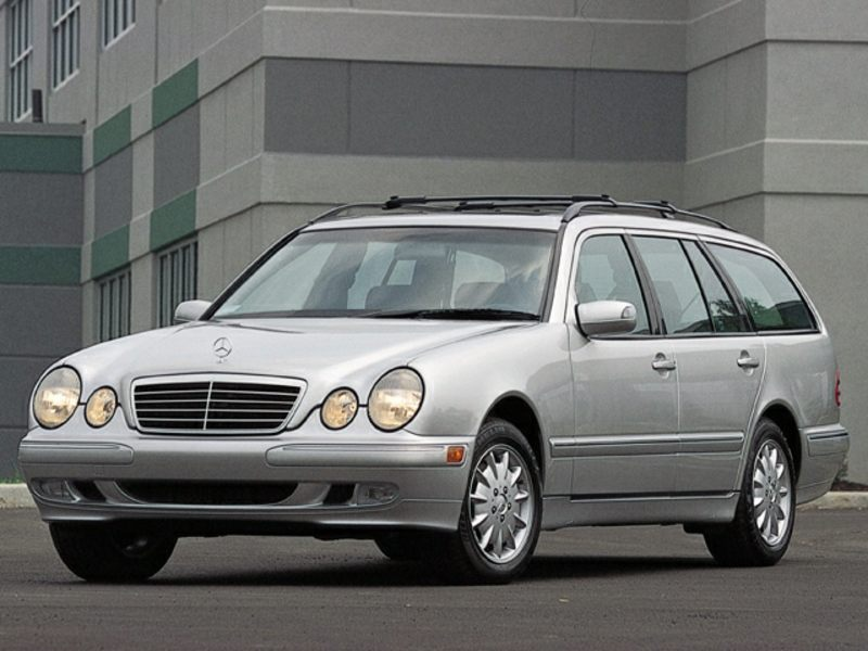 2001 mercedes benz e class reviews specs and prices for Mercedes benz e class specifications