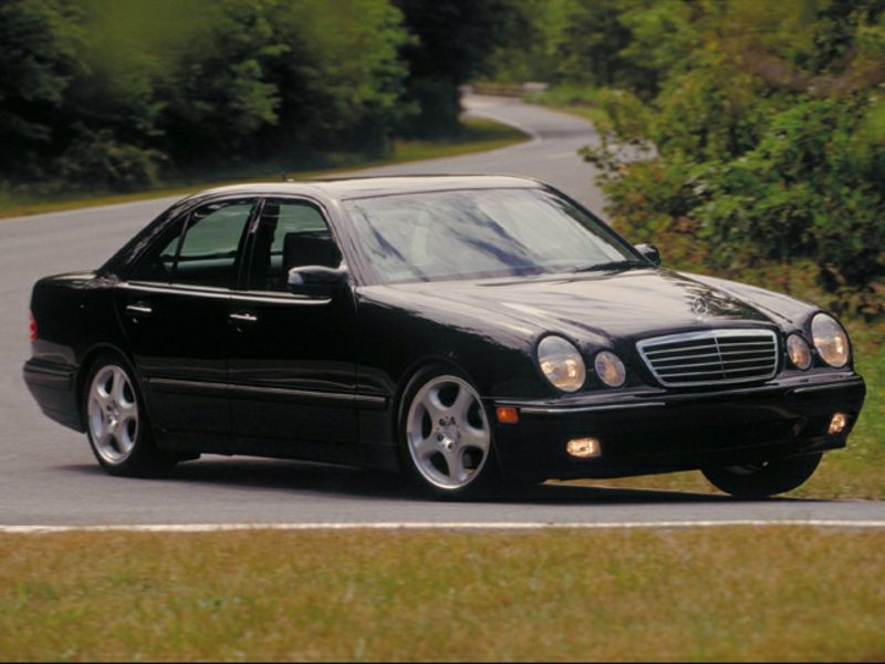 2001 mercedes benz e class reviews specs and prices