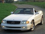 2001 Mercedes-Benz SL-Class