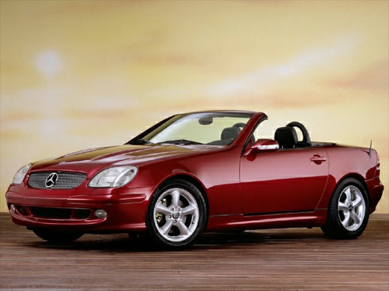 2001 mercedes benz slk class reviews specs and prices for 2001 mercedes benz slk320