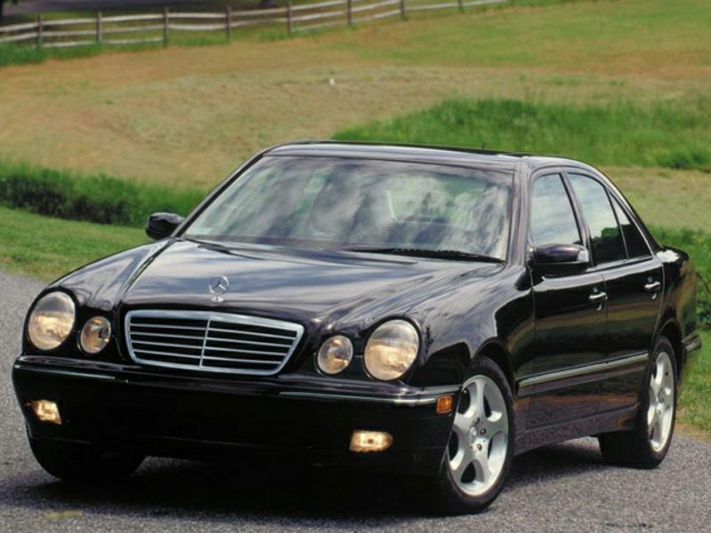 2001 mercedes benz e class reviews specs and prices for Mercedes benz s class 2001