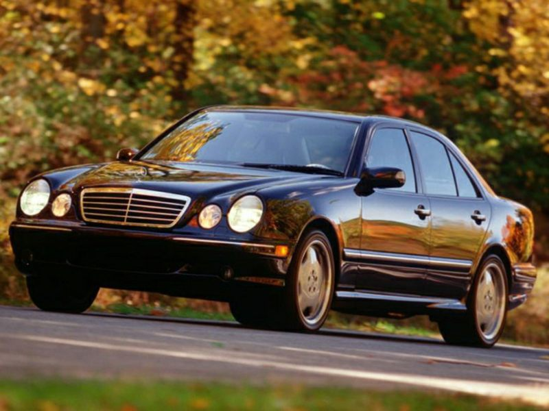 2001 mercedes benz e class reviews specs and prices for 2001 mercedes benz e class sedan