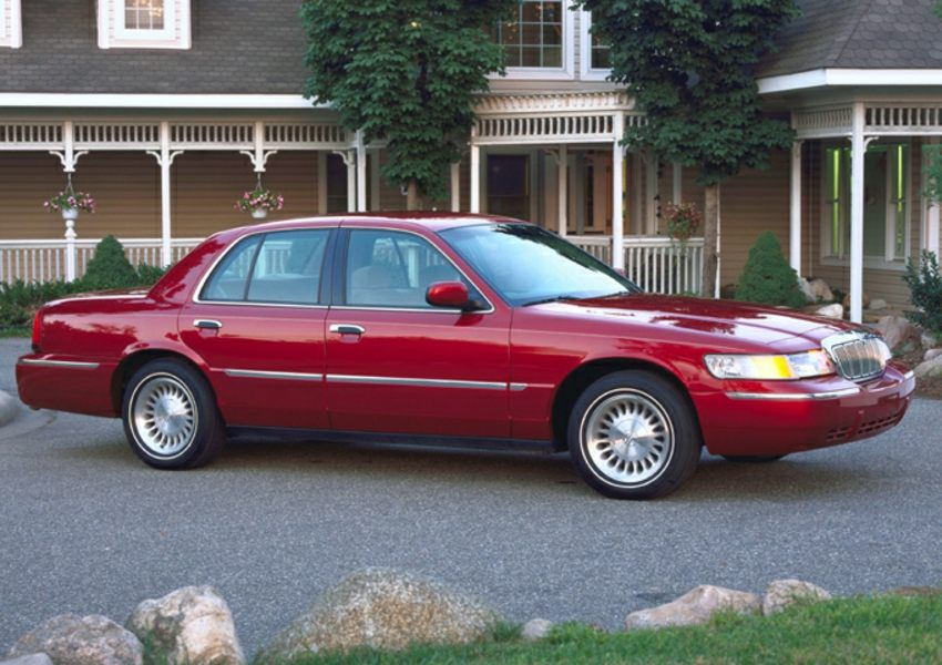 2001 mercury grand marquis reviews specs and prices. Black Bedroom Furniture Sets. Home Design Ideas