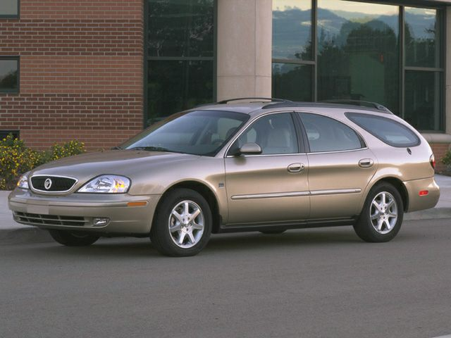 2001 Mercury Sable LS Premium Sedan for sale in Belton for $0 with 0 miles