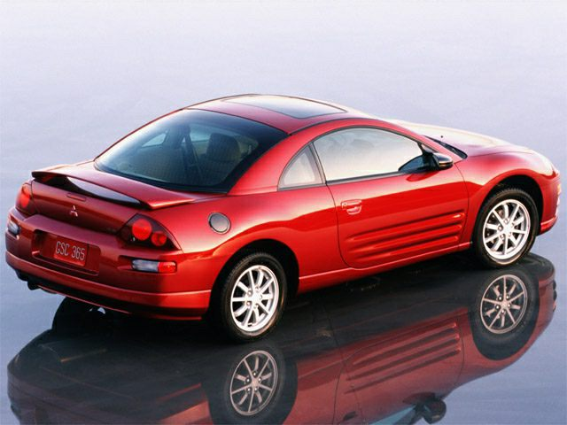 2001 Mitsubishi Eclipse GS Coupe for sale in Bluffton for $0 with 168,460 miles