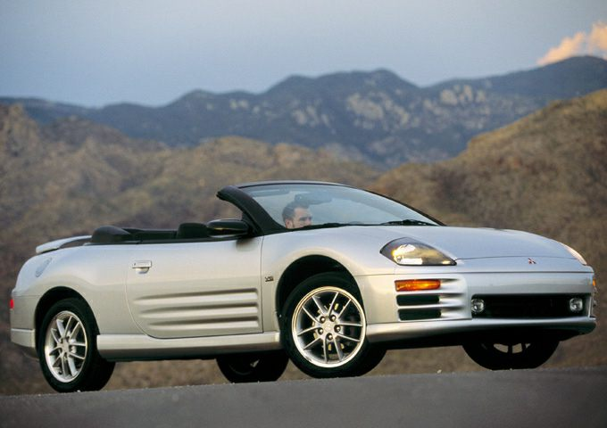 2001 Mitsubishi Eclipse Reviews Specs And Prices Cars Com
