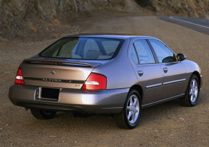 2001 Nissan Altima Reviews Specs And Prices Cars Com